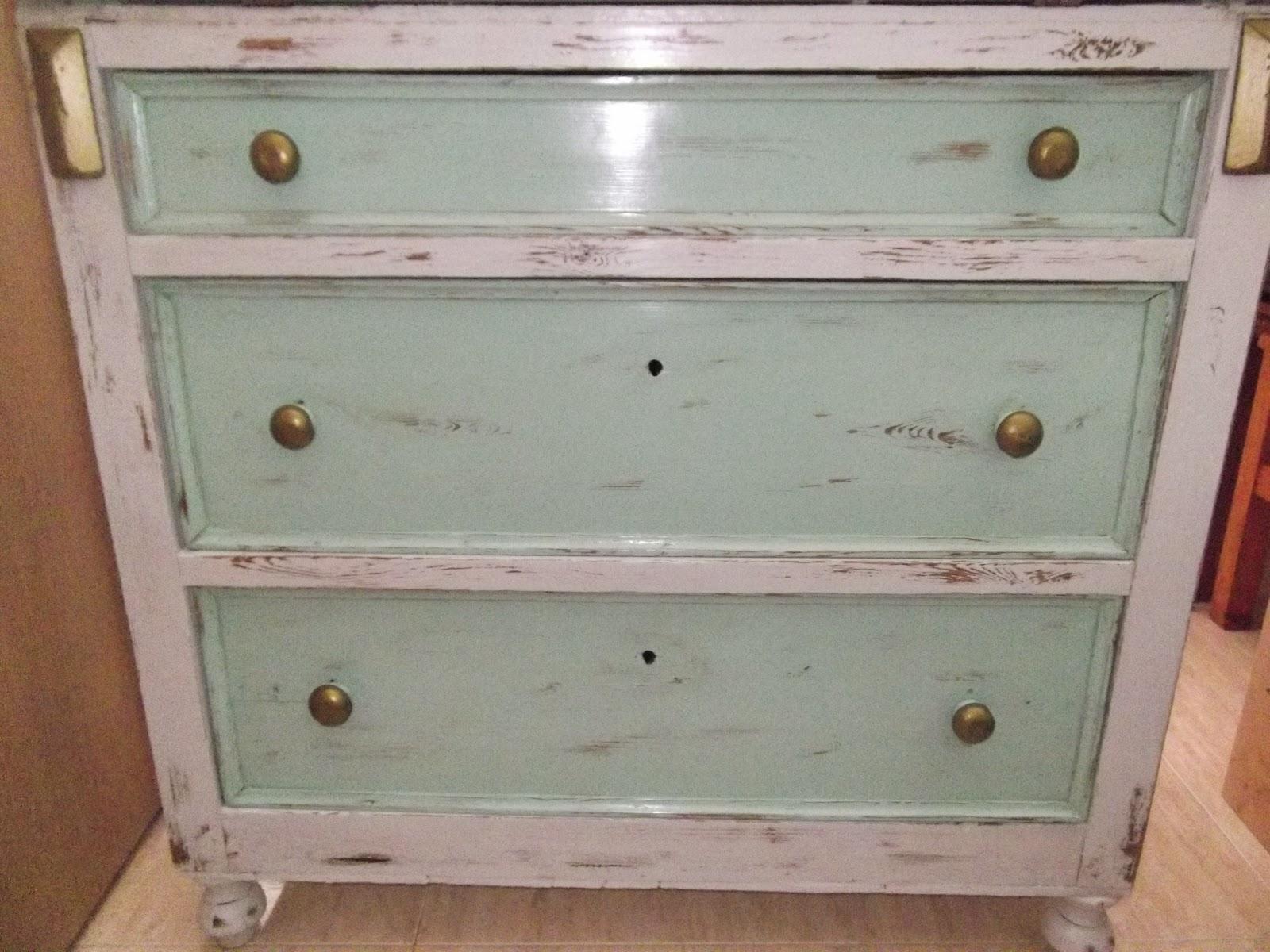 Valery vintage creacion mueble cocina - Mueble cocina retro ...