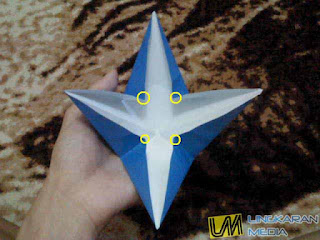 origami burung LM8