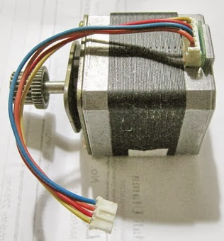 Stepper Motor Second Nema 16 Bipolar 2 Phase 4 Wiring 7 2ohm Per Coil By Moons Industries