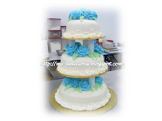 My Steam Butter Cream Cake
