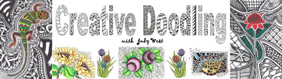 Creative Doodling with Judy West