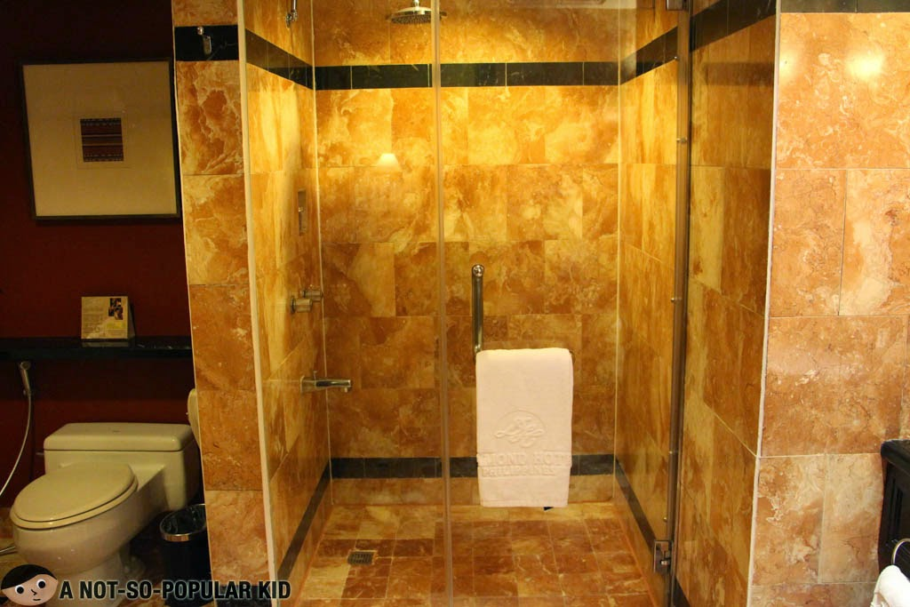 Bathroom - Executive Suite of Diamond Hotel