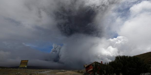 Ecuador declares state of emergency amid volcano fears