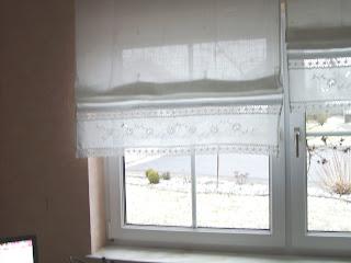 kleines rosenhaus nat rlich mit spitzen. Black Bedroom Furniture Sets. Home Design Ideas