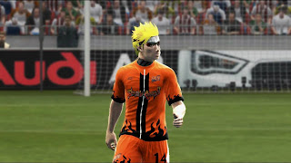 Naruto United Kits PES 2013 by Addy Jams