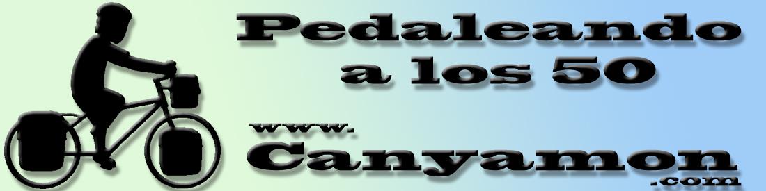 Canyamon - Pedaleando a los 50
