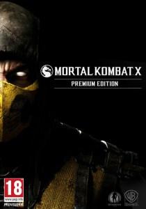 Download Mortal Kombat X Premium Edition Torrent PC 2015
