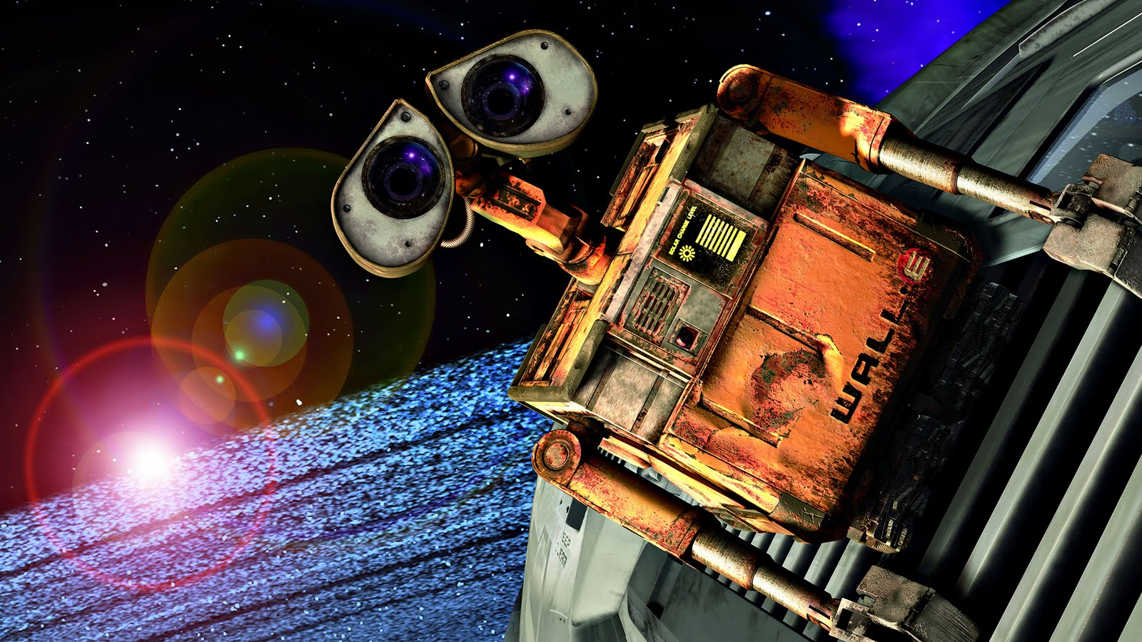 wallpaper: wall-e - cutest robot in universe hd wallpaper