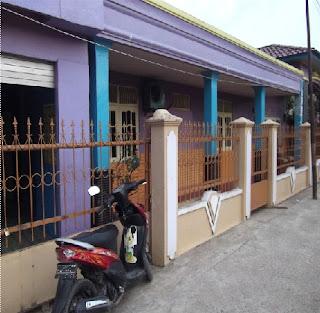 Rumah Kontrakan di Banjarmasin