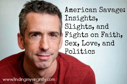book review of Dan Savage's latest collection of essays