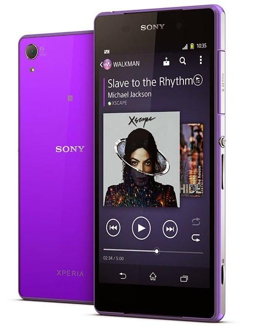 Best Smartphones: Sony Xperia Z2