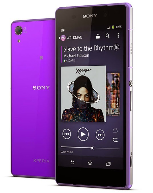 Best smartphones on the market: Xperia Z2