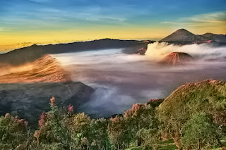 Paket Tour Travel Wisata Bromo Ijen Surabaya