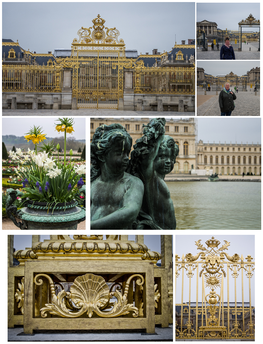 Paris, France Palace of Versailles