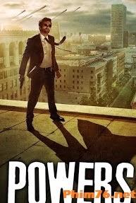Đội Đặc Nhiệm Power - Powers Season 1