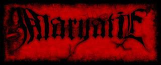 Maryatie Band Death Metal Tangerang Logo Artwork Cover Wallpaper