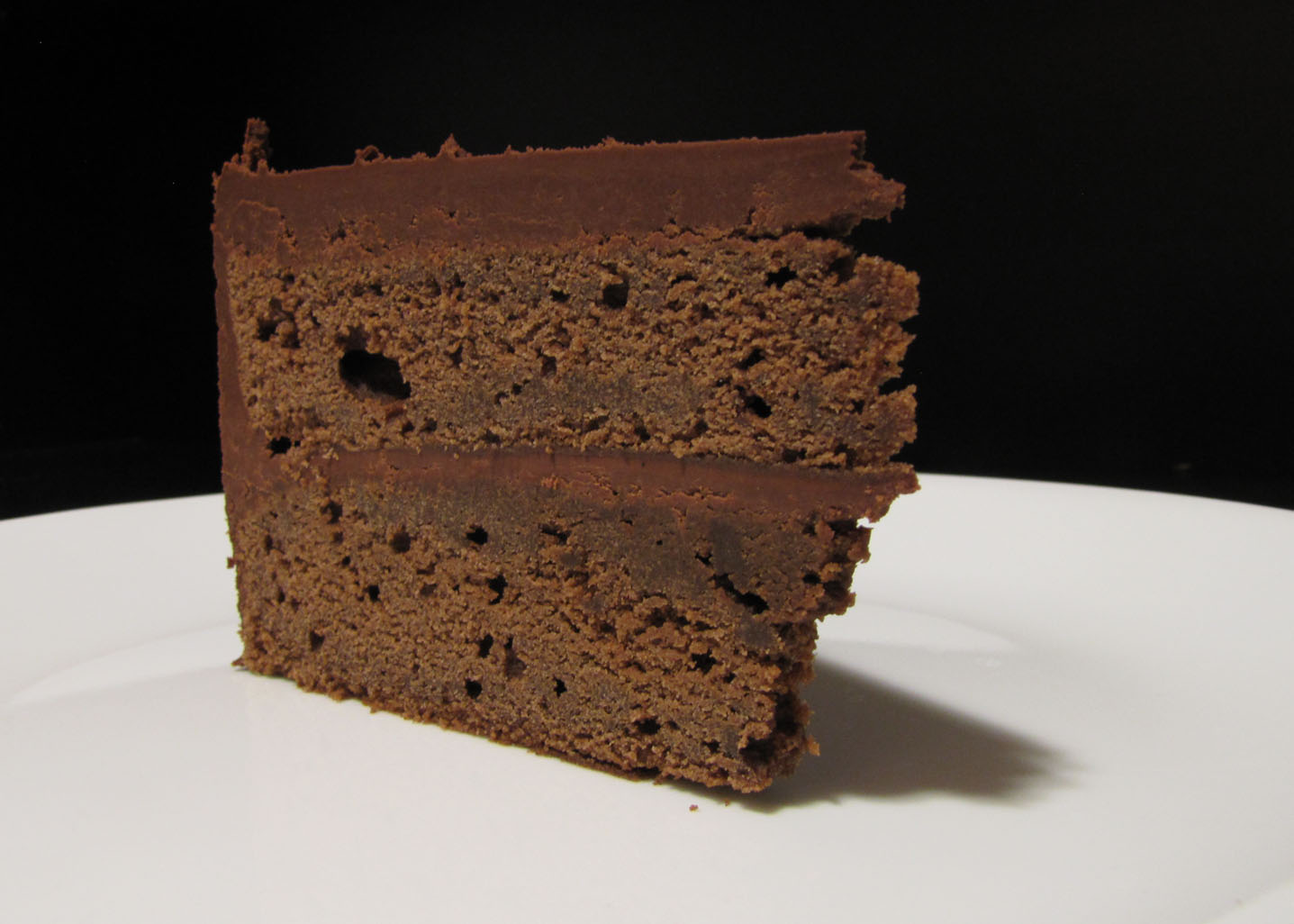 stout cake chocolate stout layer cake with chocolate frosting ...