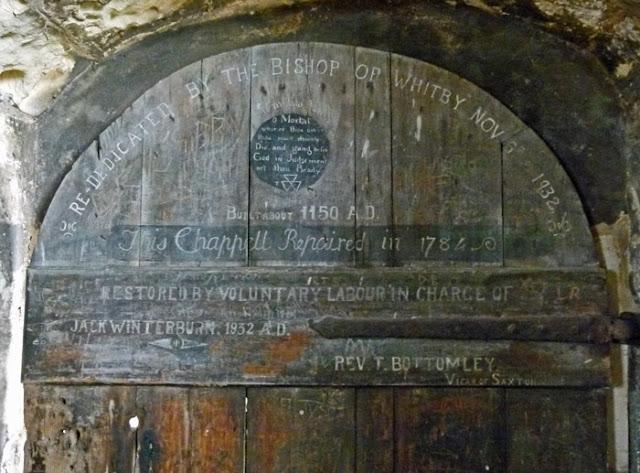 Lead Church, Ramblers' Church, Yorkshire