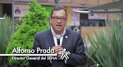 Mensaje del Director General - Bienvenida Aprendices SENA 2015