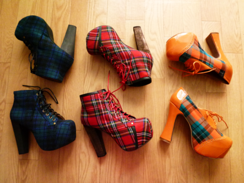 Botines de moda