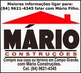 Mário Construções - Campo Grande/RN
