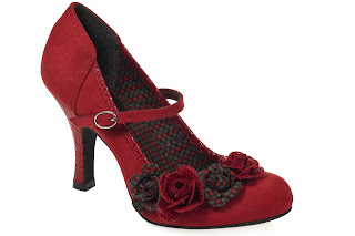 Ruby Shoo Red O'Hara, £44.95