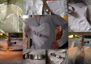 refashion maglietta