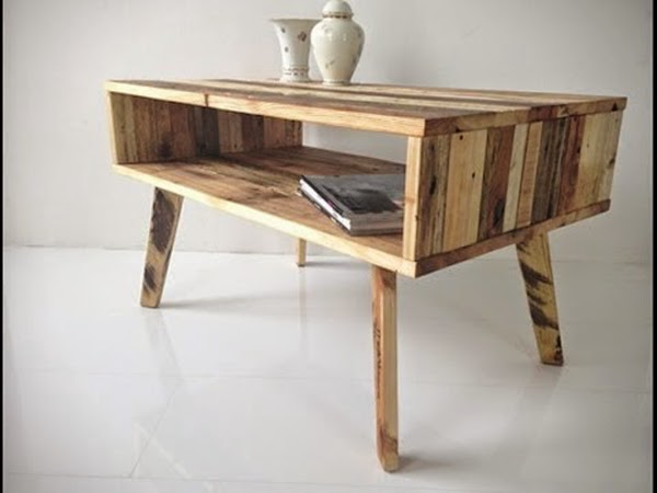 Wooden Furniture Ideas for Interior Decoration