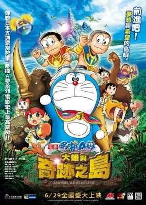 Nobita Và Hòn Đảo Kỳ Tích - Nobita and the Island of Miracles (2012) Thuyết Minh