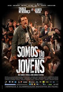 Download - Somos Tão Jovens – DVDRip AVI + RMVB Nacional ( 2013 )