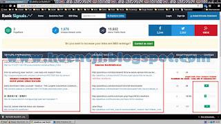Cara Melihat Backlink Web Kompetitor Gratis