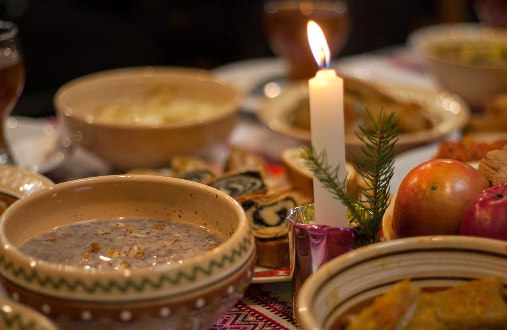 kutia, ucraina, natale, dolce natalizio