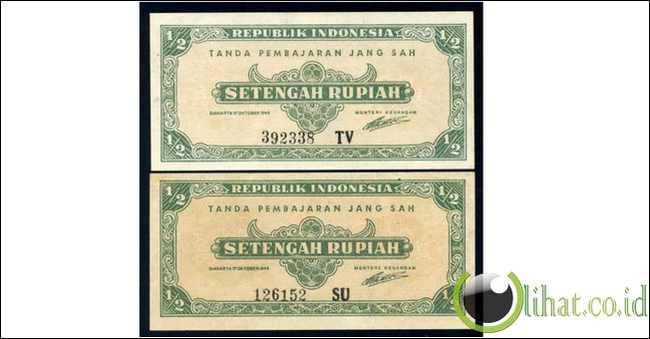 9. Rupiah