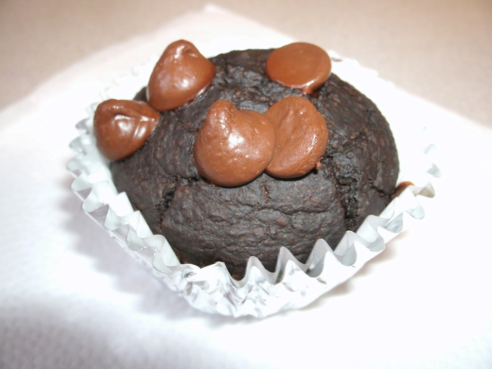 CHICKEN SCRATCH: Triple Chocolate Chunk Muffins (Whole ...