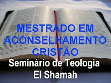 MESTRADO EM ACONSELHAMENTO CRISTÃO
