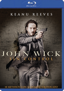 John Wick: Sin Control [2014] Audio Latino BRrip XviD [NL][RG][UP][LT][1F]