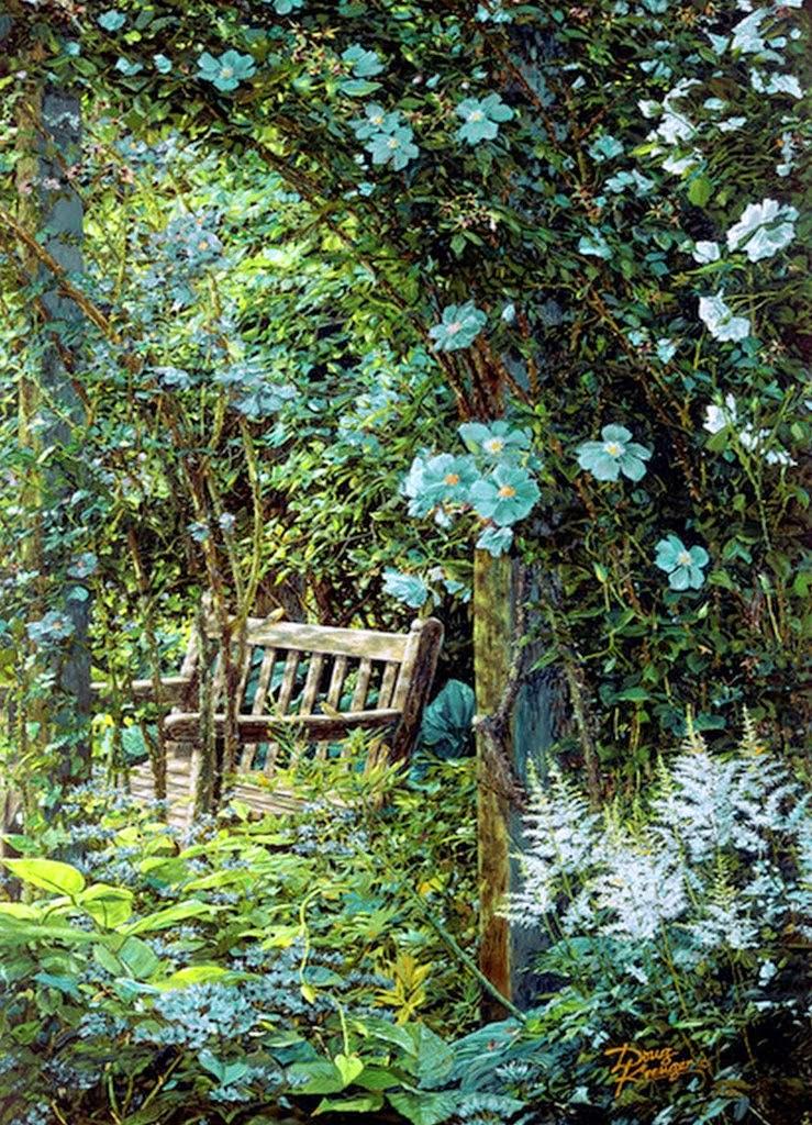 paisajes-con-jardines-pintados-en-cuadros-al-oleo