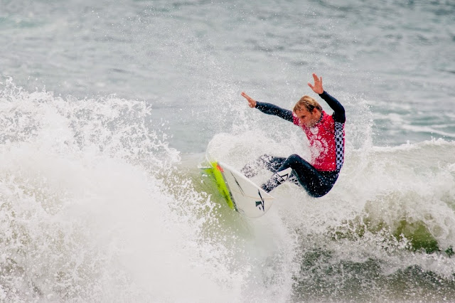 vans us open of surfing 2014 lallande josh kerr  large