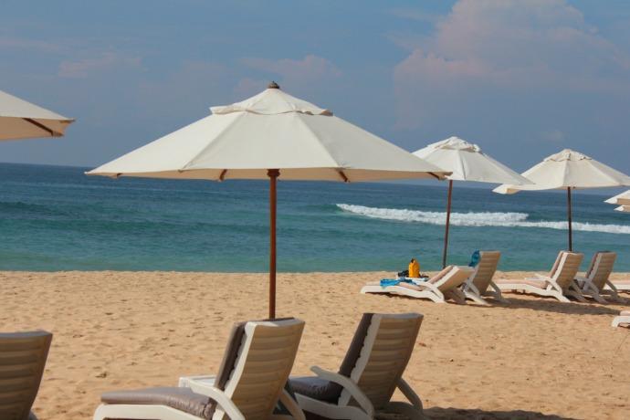 Nikko Hotel Beach Nusa Dua
