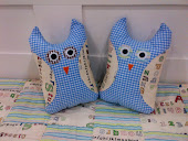 Owl Pillow