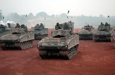 Kendaraan tempur infanteri Bionix