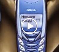 """Campanha da Nokia com o slogan """"Fala por Você""""."""