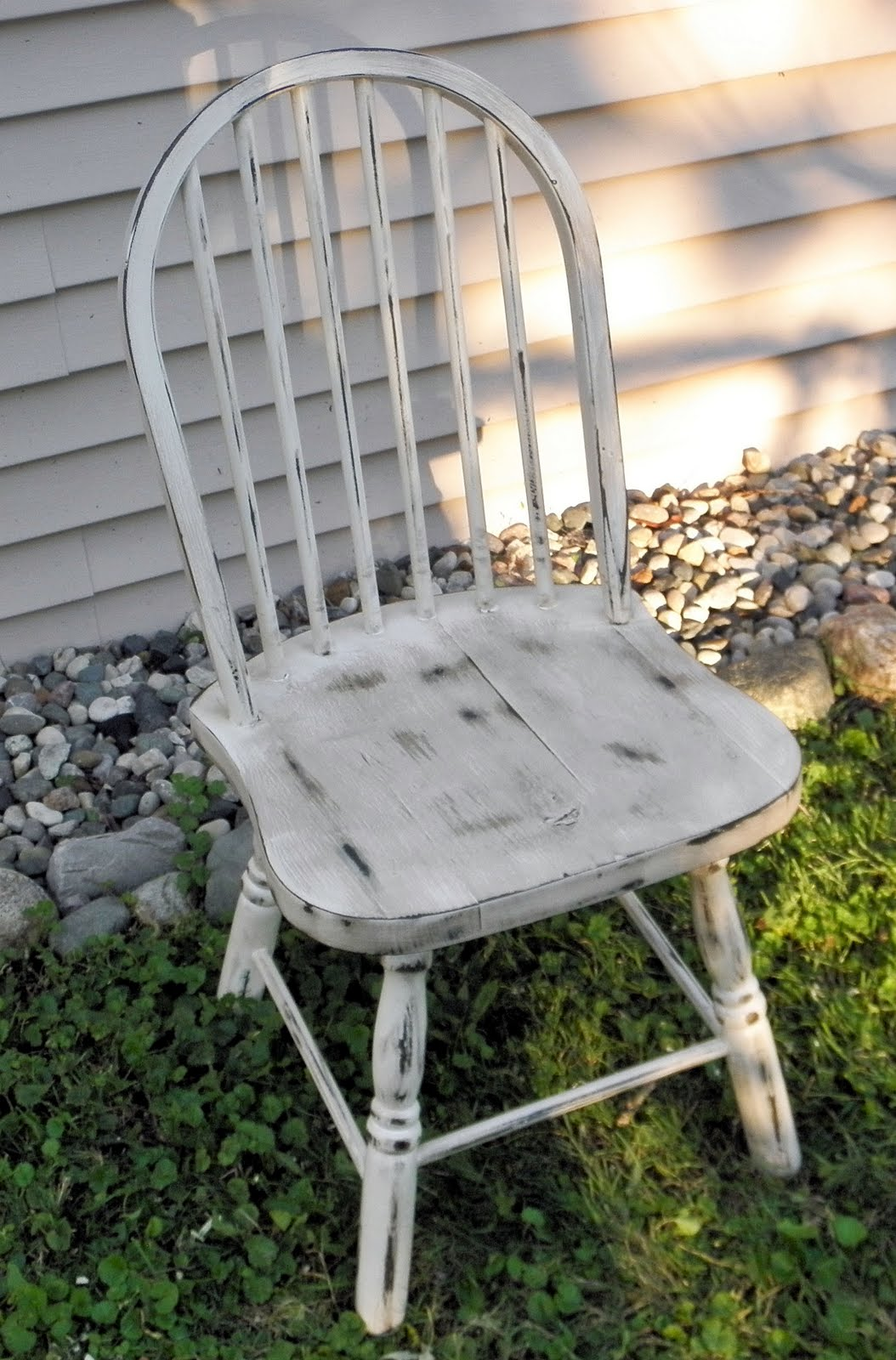 Shabby Love Before Afters And Other Little Projects - Distressed chairs