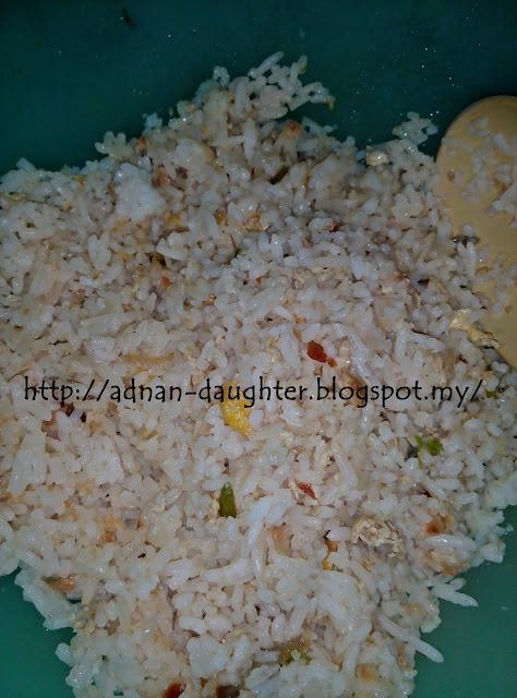 resepi ringkas nasi goreng, pelbagai resepi nasi goreng, nasi goreng simple,
