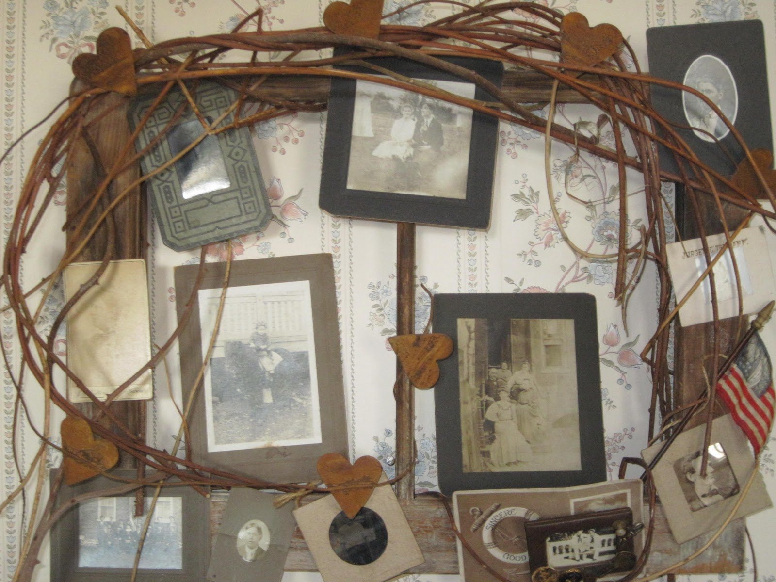 Old Door Decorating My Alexas Store Decorating With Old Photos