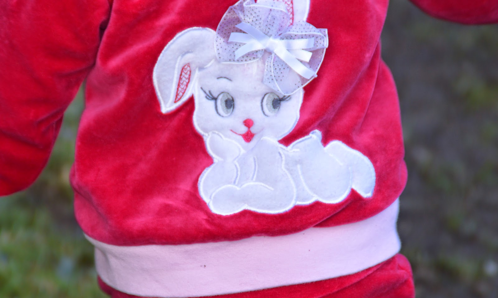 Bright Surprise Bunny Tracksuit Review Izzy