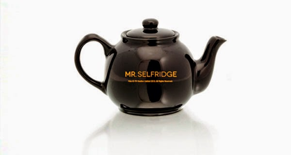 Tetera Mr. Selfridge