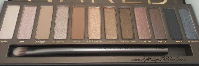 Urban Decay Naked Palette - How to Get It for $6.60