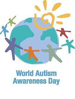 Dia Mundial Conscientização Autismo