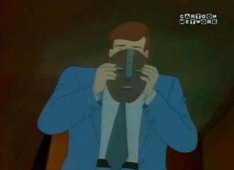nothing but cartoons the mask the animated series shadow of a